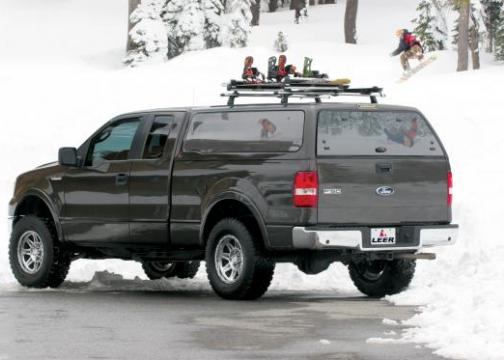 Leer 100xq Truck Cap Overland Truck Outfitters