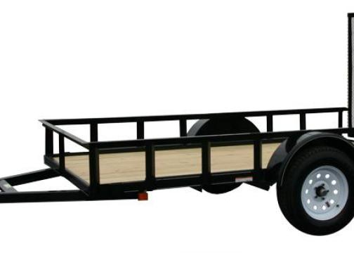 2400 lb gvwr wood floor trailers overland truck outfitters for 13 floor trailer