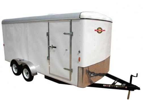 7000 Lb 7 Wide Enclosed Cargo Trailers Overland Truck